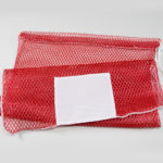 20x30 Mesh Bags Drawcord Red