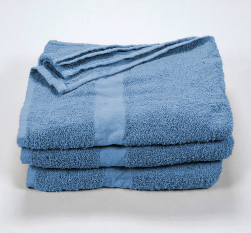 22x48 Porcelain Blue Wholesale Bath Towel
