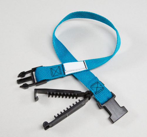 Laundry Loops Straps Turquoise 1