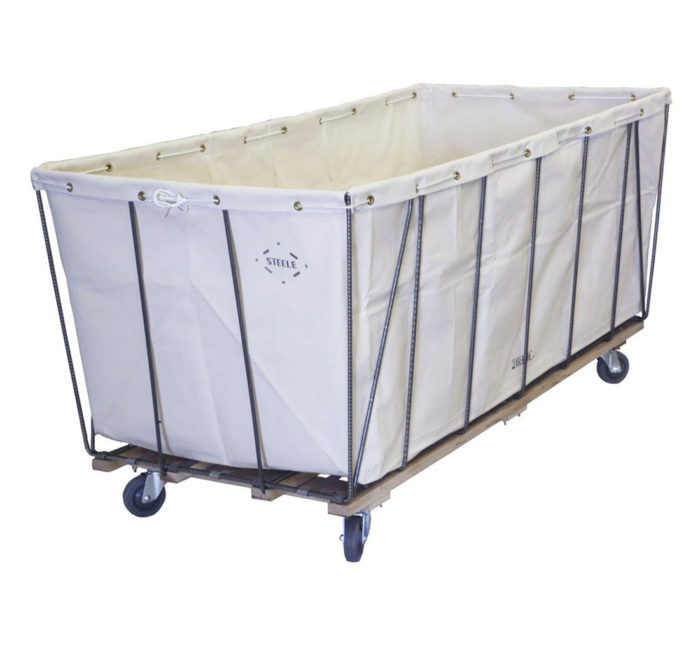 Steele Canvas 292 Extractor Truck 28bu Remove Front